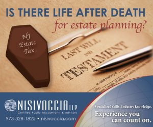 New Jersey Estate Tax