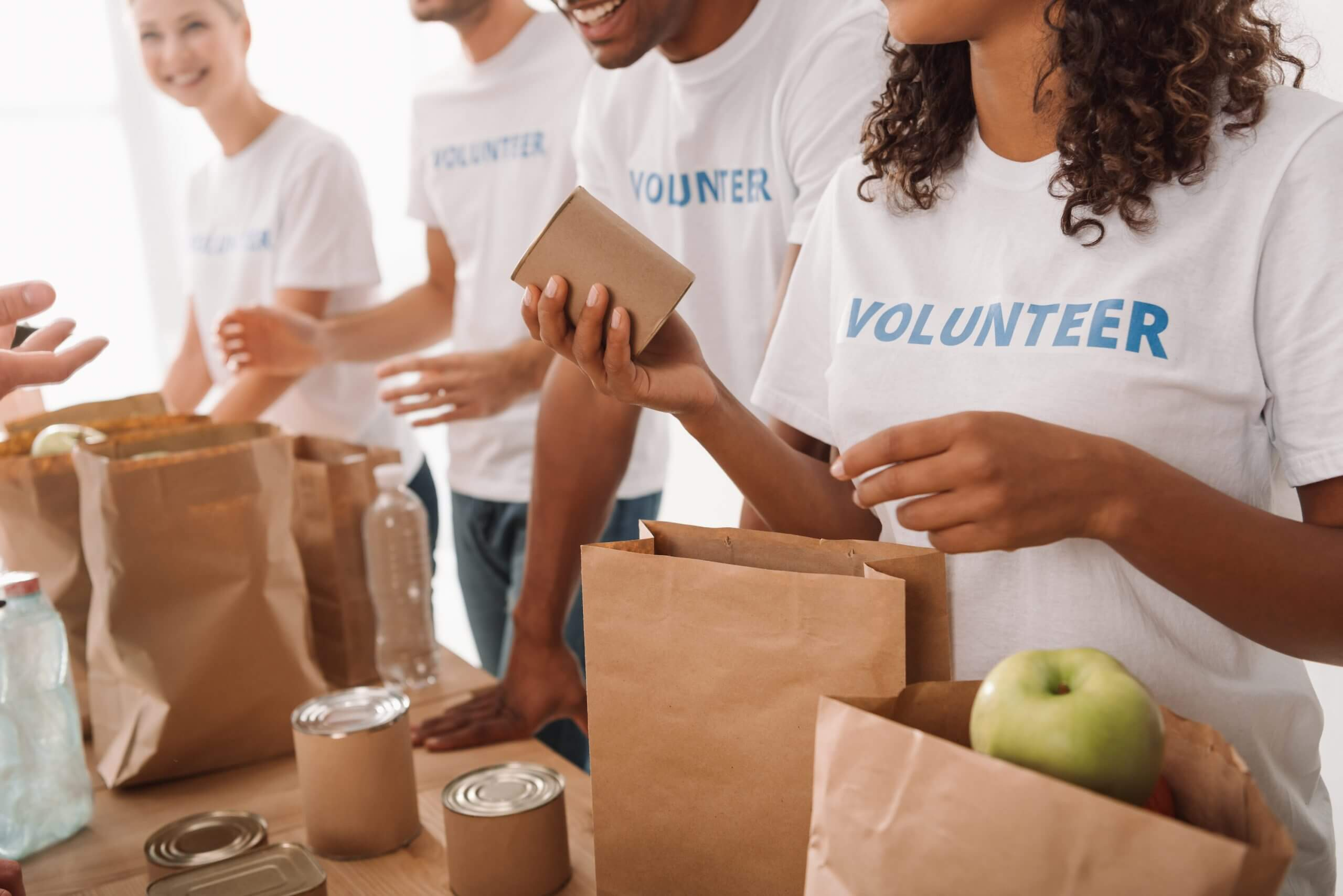 Not For Profit -Volunteering